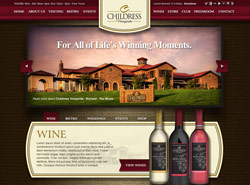 Childress Vineyards coming soon